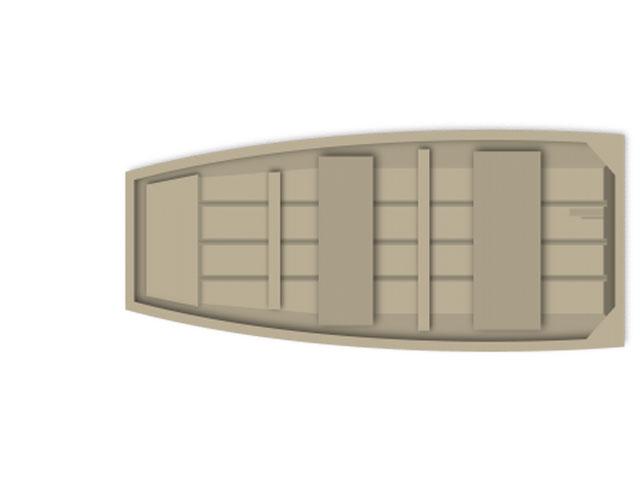 2016 Alumacraft 1036