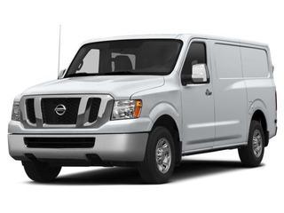2017 Nissan Nv Cargo Sv V6 Cargo Van