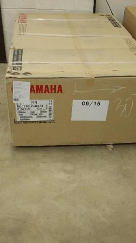 2016 Yamaha