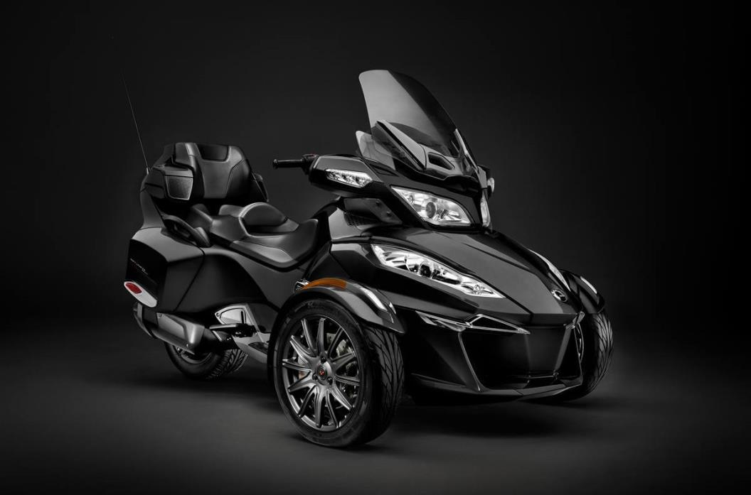 2015 Can-Am Spyder RT-S - SM6