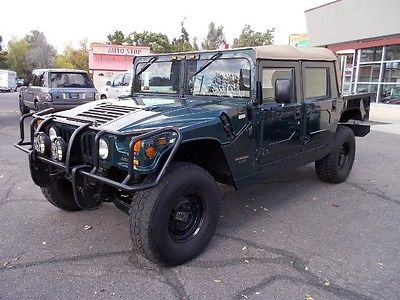 1998 Hummer H1 Open Top 1998 HUMMER H1