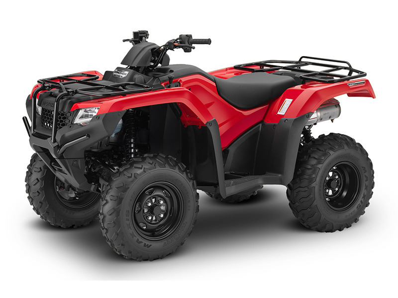 2016 Honda FourTrax Rancher 4X4 Automatic DCT IRS