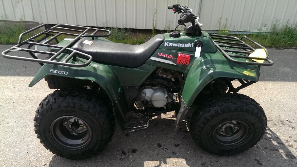 2006 Kawasaki Bayou Motorcycles for sale