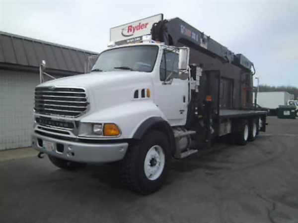 2007 Sterling Lt9500 Box Truck - Straight Truck