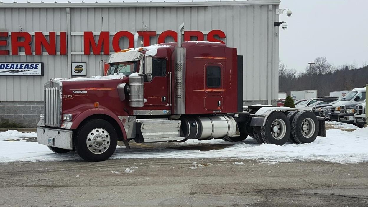 Heavy Duty Truck For Sale Ohio >> 2013 Kenworth W900 Cars for sale