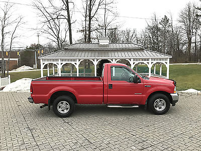 2004 Ford F-350 XL 2004 Ford F-350 XL 6.0 Diesel Only 47K Miles 1-Owner Excellent Condition