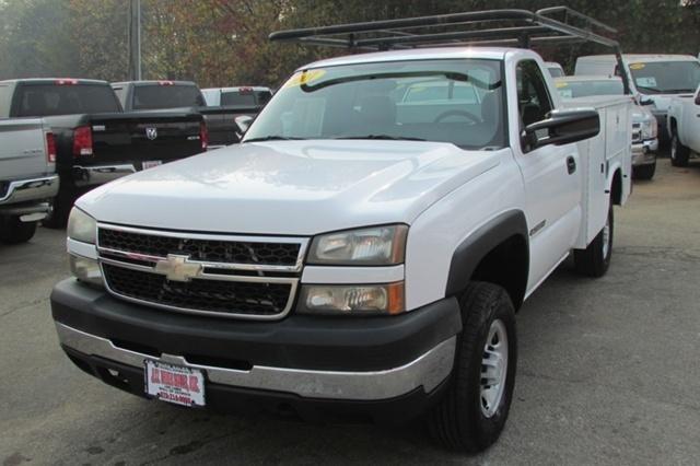 2007 Chevrolet Silverado 2500hd Service Body Utility Truck - Service Truck