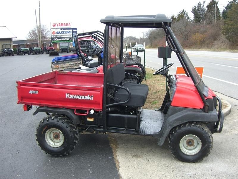 2002 Kawasaki 3010 Mule