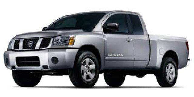 2007 Nissan Titan Pickup Truck