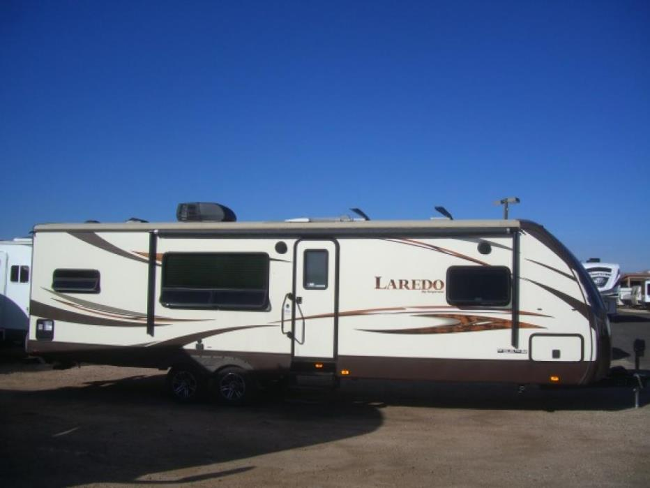 Keystone Laredo Travel Trailer 294rk Rvs For Sale