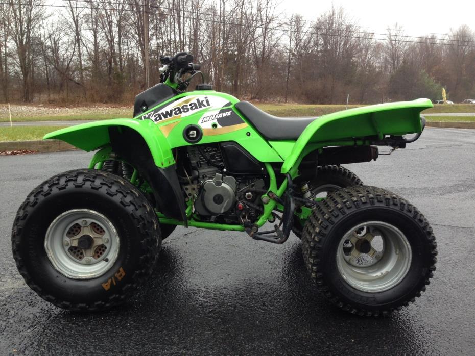 Kawasaki Mojave  For Sale