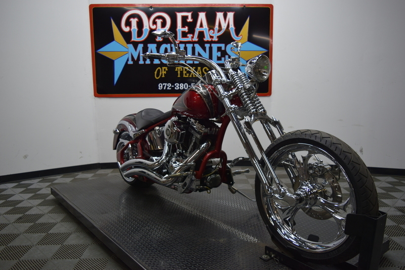 2008 Thunder Mountain Custom Firestone