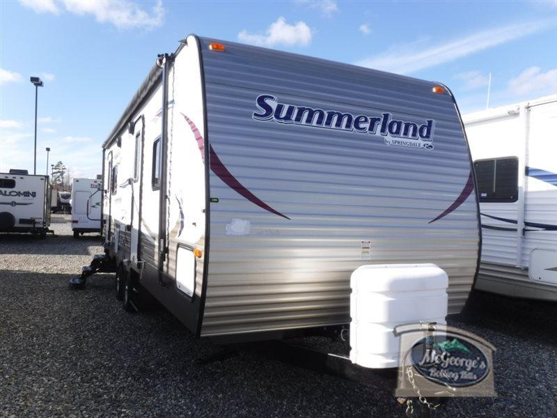 2014 Keystone Rv Summerland 2570RL