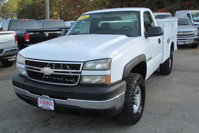 2006 Chevrolet Silverado 2500hd Service Body Utility Truck - Service Truck