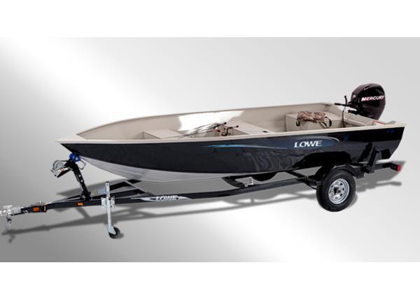 2014 Lowe V1672 HD