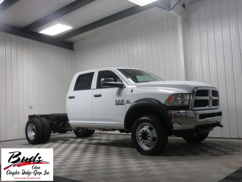 2016 Ram 4500 Chassis Cab  Cab Chassis