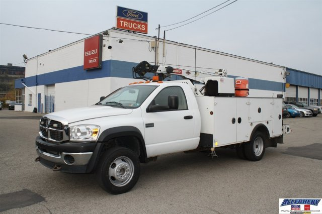 2008 Sterling Bullet Mechanics Truck
