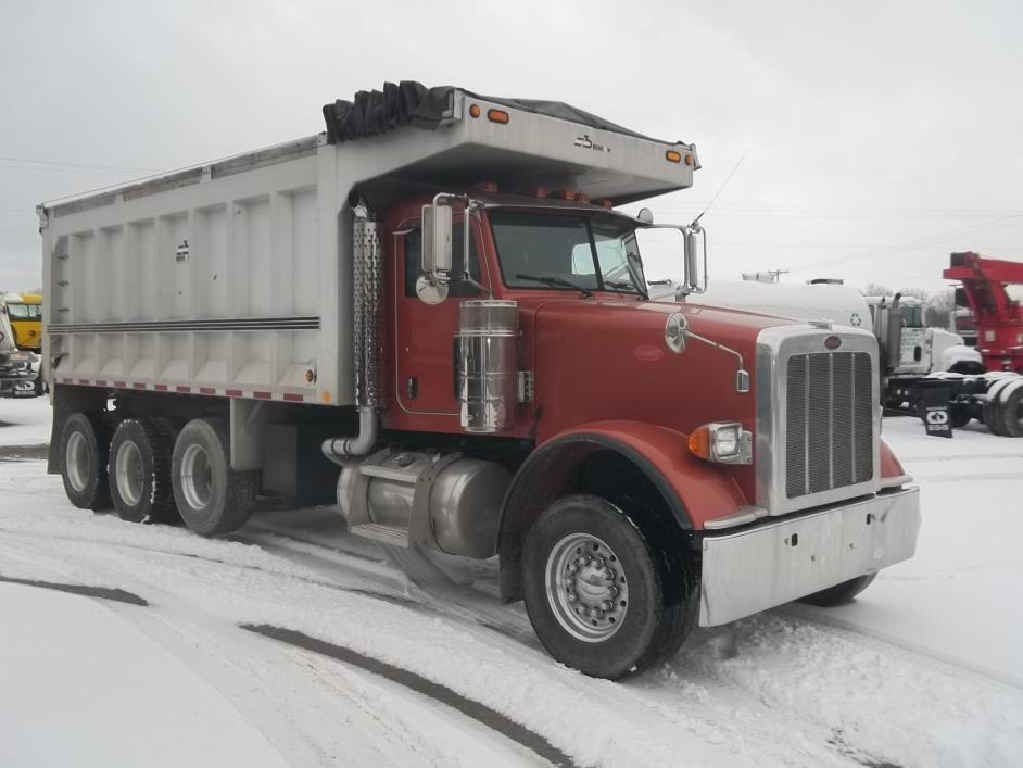 2008 Peterbilt 367 Dump Truck