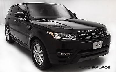 2015 Land Rover Range Rover Sport SE antorini Black Metallic Land Rover Range Rover Sport with 13,646 Miles availabl