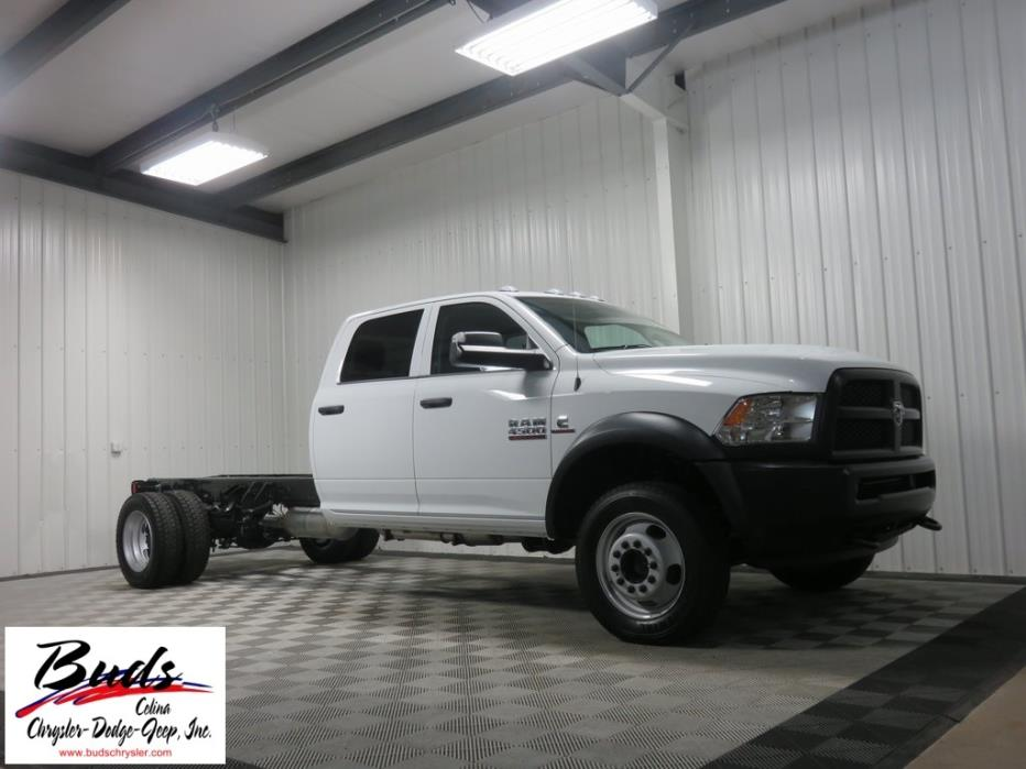 2016 Ram 4500hd Chassis Cab Chassis