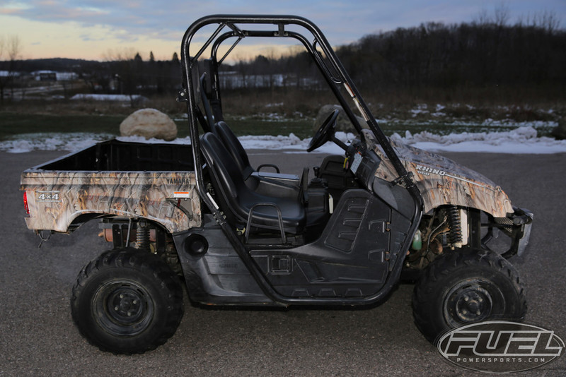 yamaha rhino 660 auto 4x4 motorcycles for sale in west bend wisconsin. Black Bedroom Furniture Sets. Home Design Ideas