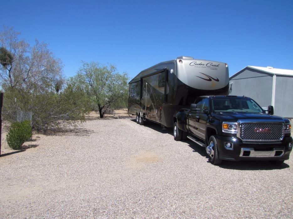 Cedar Creek Touring Edition