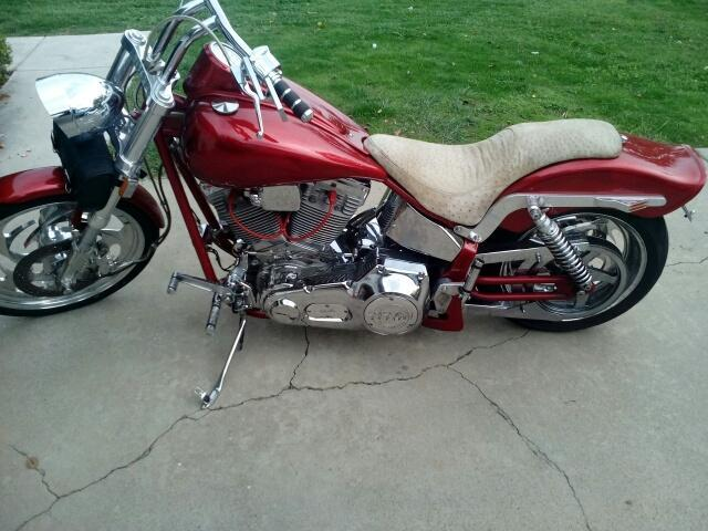 2000 Titan Motorcycle Co. ROAD RUNNER