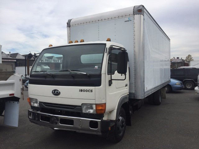 1999 Ud Trucks 1800cs Box Truck - Straight Truck