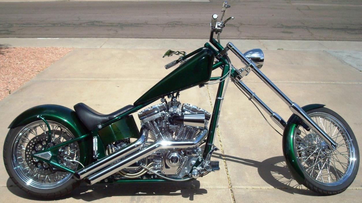 2005 Paul Yaffe CHOPPER