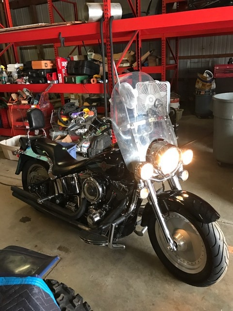 2001 Harley-Davidson FAT BOY CVO