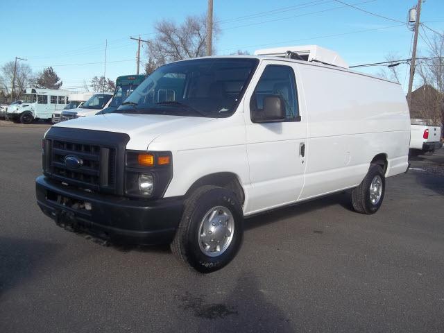 2010 Ford E-Series Cargo  Cargo Van