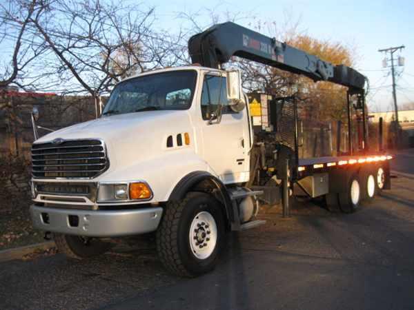 2007 Sterling L9500  Box Truck - Straight Truck