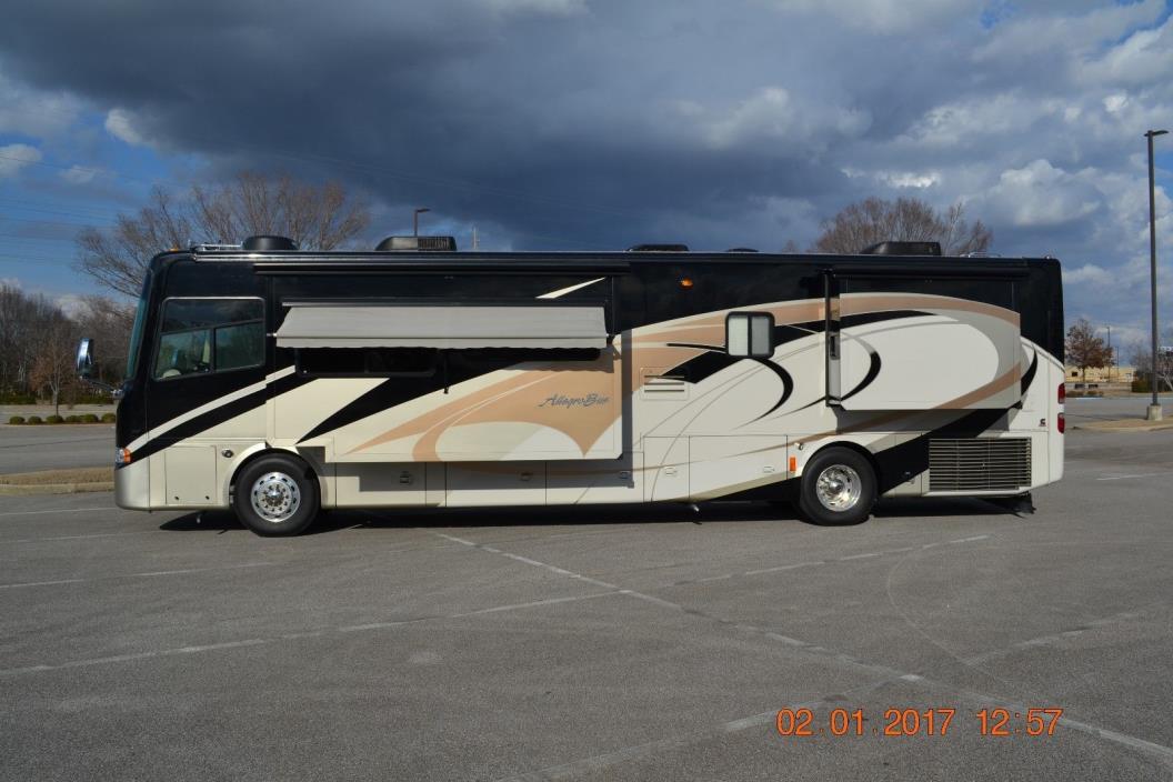 2008 Tiffin Allegro Bus 40QSP 425HP Cummins Diesel Pusher 6 New Michelin Tires