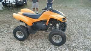 2004 Kawasaki KFX 700