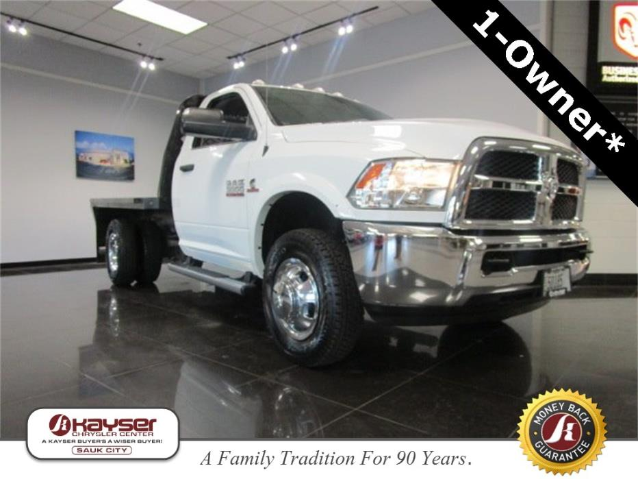 2013 Ram 3500hd  Cab Chassis