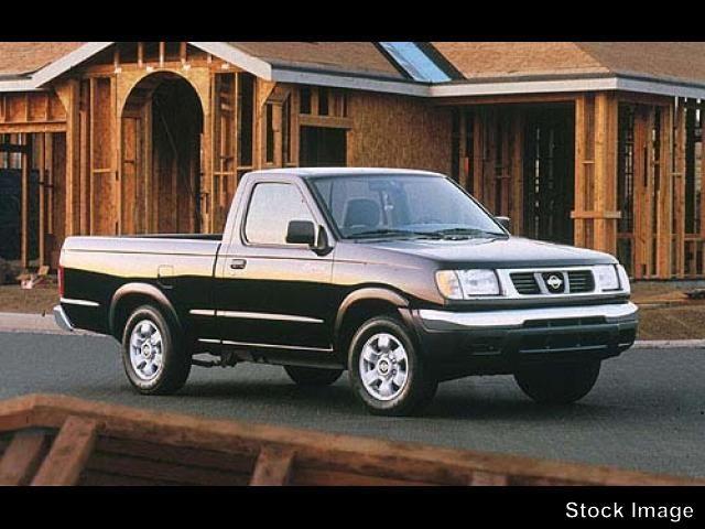 1998 Nissan Frontier  Pickup Truck