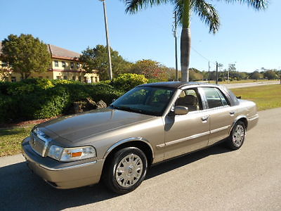 2006 Mercury Grand Marquis PALM BEACH EDITION BEAUTIFUL 2006 MERCURY GRAND MARQUIS PALM BEACH EDITION 44K MILES WITH RECORDS!