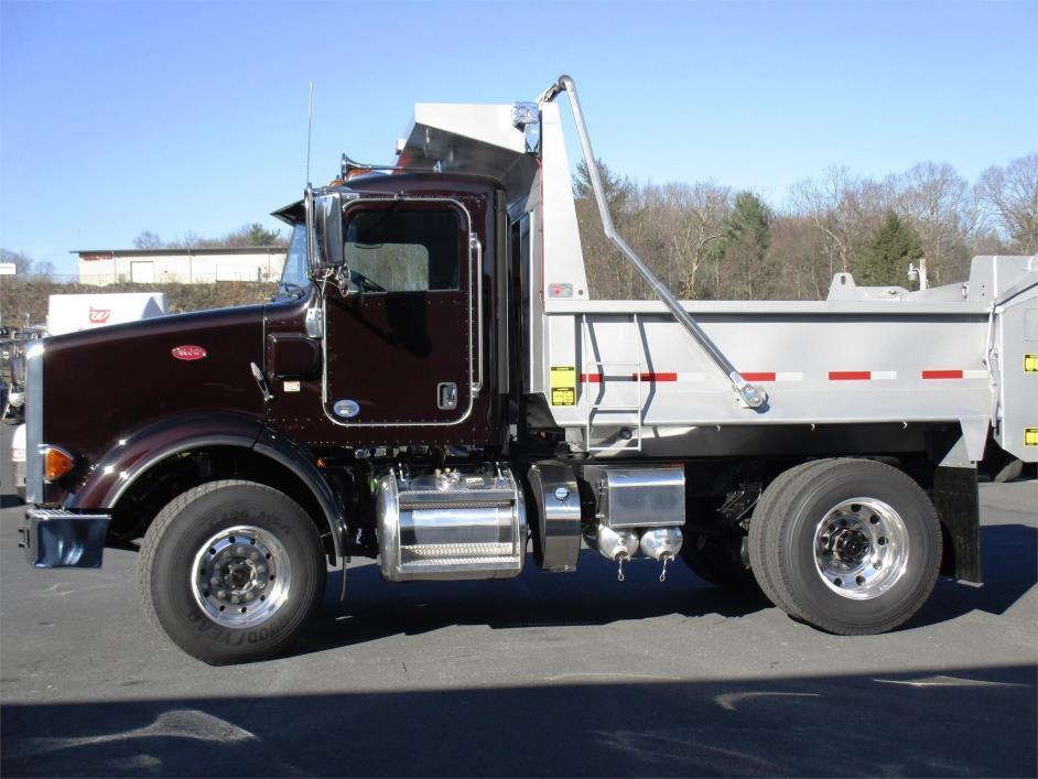 2016 Peterbilt 365 Dump Truck