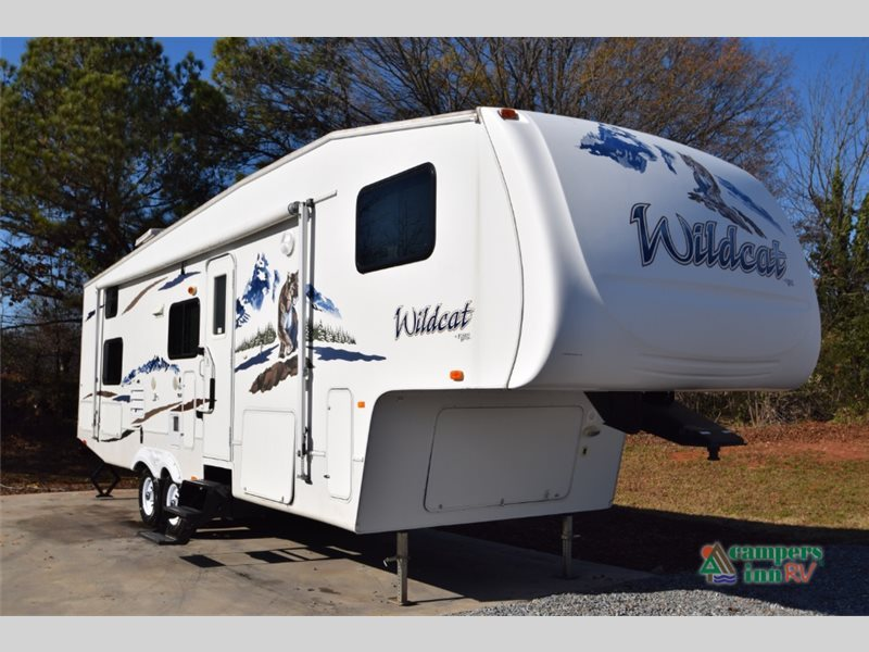 Forest River Rv Forest River Wildcat 31qbh Rvs For Sale
