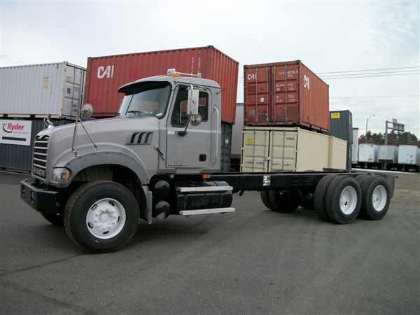 2007 Mack Ctp713  Box Truck - Straight Truck