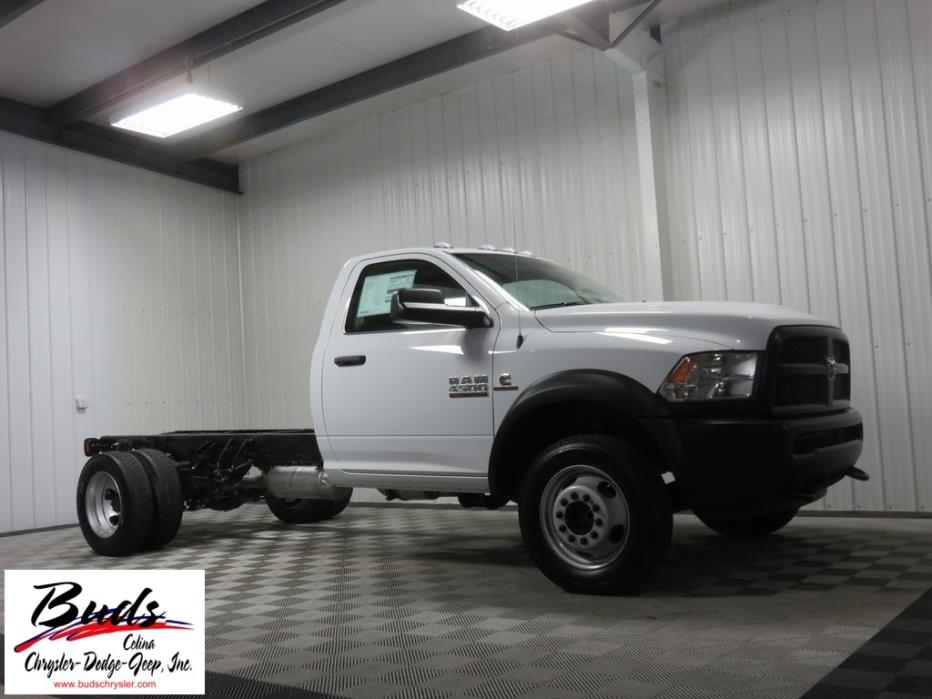 2017 Ram 4500hd  Cab Chassis