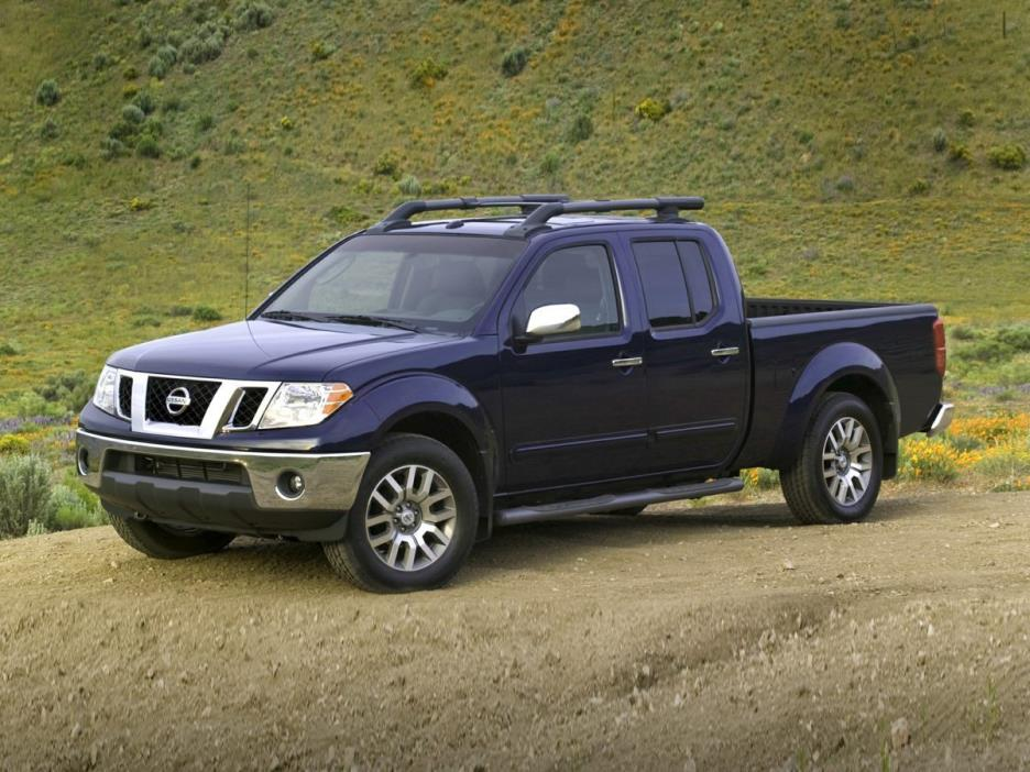 2017 Nissan Frontier Pickup Truck