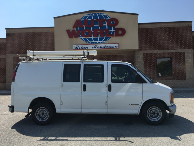 2000 Chevrolet Express Cargo Van  Cargo Van