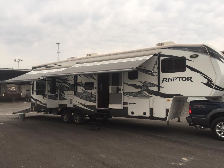 2012 Keystone RAPTOR 300MP
