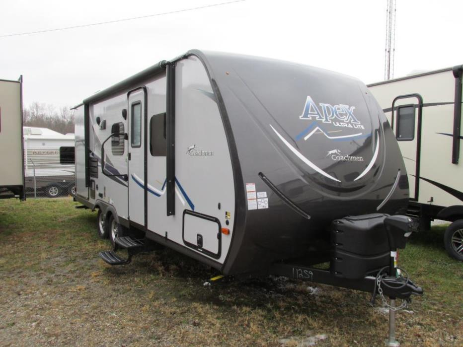 2017 Coachmen Apex 215RBK