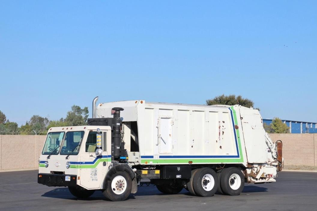 1994 Ccc Let2 Garbage Truck