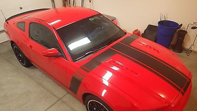 Ford: Mustang 2013 Ford BOSS Mustang,Mint,8050miles,$4000 in extras.Private sale,460hp.6-speed