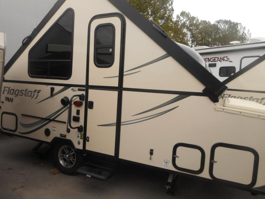 Forest River Flagstaff T19qbhw Rvs For Sale