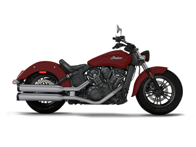 2017 Indian Scout Sixty ABS Indian Motorcycle­ Red