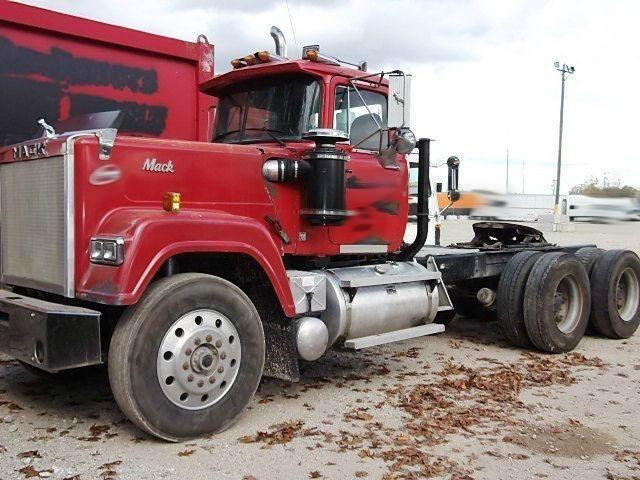 1992 Mack Cl713 Conventional - Day Cab
